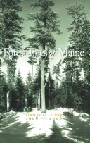 Forest Trees of Maine