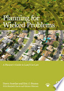 Planning for Wicked Problems Book PDF