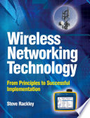 Wireless Networking Technology