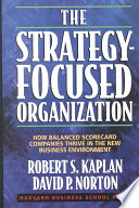 The Strategy focused Organization Book PDF