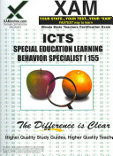 Ilts Special Education Learning Behavior Specialist I 155