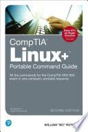 Comptia Linux Portable Command Guide