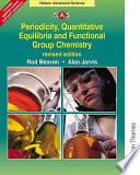 Periodicity Quantitative Equilibrium And Functional Group Chemistry book