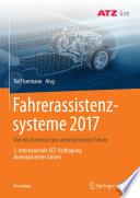 Fahrerassistenzsysteme 2017