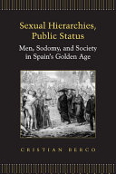Sexual Hierarchies  Public Status