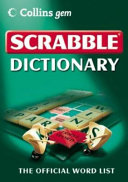 Gem Scrabble Dictionary First Edition