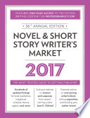 Novel   Short Story Writer s Market 2017