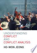 Understanding Conflict and Conflict Analysis