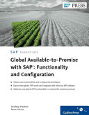 Global Available to Promise with SAP