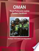 Ebook Oman Royal Police Handbook Epub USA International Business Publications Apps Read Mobile