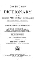 English and German.-v.2. German and English