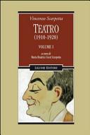 Teatro  1910 1920