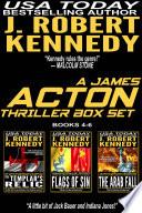 A James Acton Box Set   Books 4 6