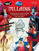 Learn to Draw Disney s Villains