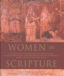 Women in Scripture Book