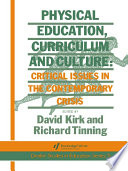 Physical Education  Curriculum And Culture