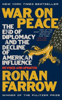 War on Peace Book PDF