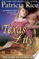 download ebook texas lily (too hard to handle, book 1) pdf epub
