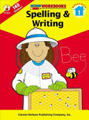 Spelling Writing book