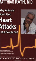 Why Animals Don t Get Heart Attacks   But People Do