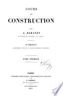 Cours de construction  1