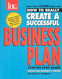 Inc  Magazine Presents how to Really Create a Successful Business Plan