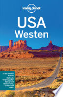 Lonely Planet Reisef  hrer USA Westen