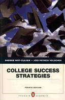 College Success Strategies book