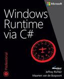 Windows Runtime Via C
