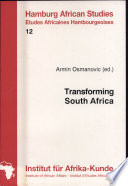 Transforming South Africa
