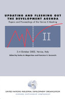 download ebook updating and fleshing out the development agenda pdf epub
