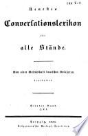 Neuestes Conversationslexikon für alle Stände