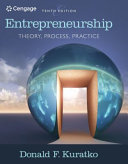 Entrepreneurship: Theory, Process, and Practice
