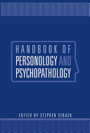 Handbook of personology and psychopathology