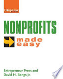 Starting and Running a Non Profit Made Easy