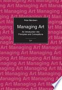 Managing Art