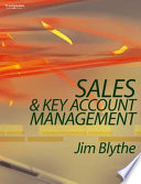 Sales and Key Account Management