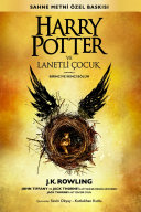 Harry Potter ve Lanetli   ocuk Birinci ve   kinci B  l  m  Sahne Metni   zel Bask  s