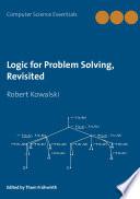 Logic for Problem Solving  Revisited