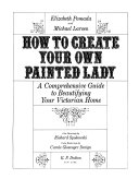 How to create your own painted lady