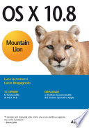OS X 10 8 Mountain Lion