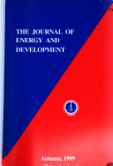 The Journal of Energy and Development