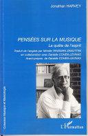 download ebook pensées sur la musique pdf epub