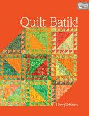 Quilt Batik