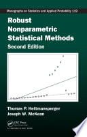 Robust Nonparametric Statistical Methods  Second Edition