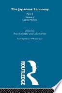Ebook The Japanese Economy Epub Peter Drysdale,Luke Gower Apps Read Mobile