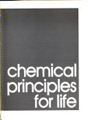Chemical principles for life