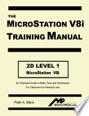 Microstation V8i Training Manual 2d Level 1