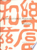 John La Farge, Watercolors and Drawings