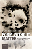 Form Without Matter